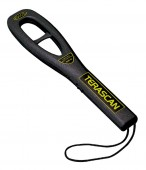 Hand held Metal Detector with Sound & Vibration Alarm Mode