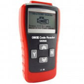 Professional OBD-II and EOBD Code Scanner with LCD Display