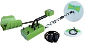 3.5 Meters Underground  Metal Detector with two Search Coils