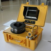 Professional Submarine Underwater Inspection System with 7inch Screen