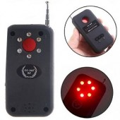 Multi-functional Wireless Signal Bug Camera Lens Detector