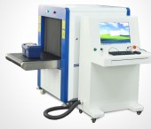 X-Ray Baggage Scanner - Tunnel Size:650(W) x 500(H)mm