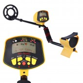 Professional Metal Detector Underground Gold High Sensitivity and LCD Display Metal Detector