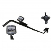 Under Vehicle Inspection System with 5.0 inch LCD Display